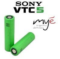 18650 SONY VTC5 - 2600MAH - 30A  (Pico 75,Puma ,Aegis  Wismec Eleaf Smoke VTC6)
