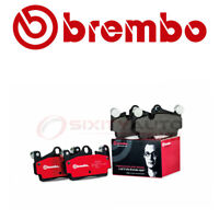 Brembo Front Disc Brake Pad Set for 2011-2017 Land Rover Range Rover Sport nw