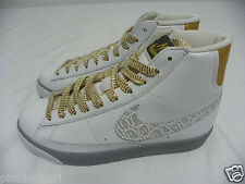 Nike Blazer High Womens Sneakers Size 7.5 or 24.5cm [317808-101]