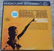 LP Quincy Jones Bossa Nova On Mercury In Ex- (Jazz, Bossa Nova, Austin Powers)