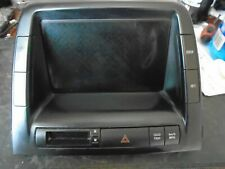 2004 - 2005 TOYOTA PRIUS RADIO SCREEN INFO WITHOUT NAVIGATION P/N 86110-47081