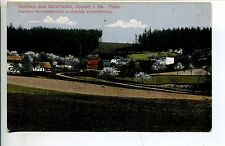 Frankierte Feldpostkarte Echtfotos aus Deutschland