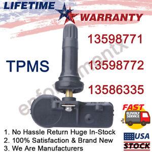 13598771 315MHz Programmed Tire Pressure Monitoring System Sensor TPMS 13586335