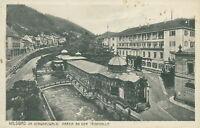 Ansichtskarte Wildbad Schwarzwald Partie an der Trinkhalle   (Nr.9134)