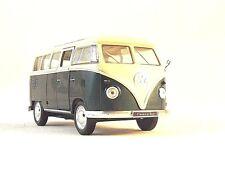 VOLKSWAGEN T1 Doble Cab Pick Up van 1//36TH Rojo//blanco de la puerta de apertura tipo Y065J ^ ^