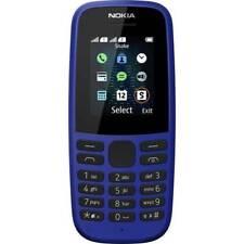Cellulare dual sim nokia 105 2019 blu