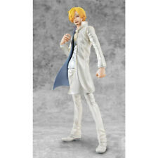 ONE PIECE - Sanji Ver. WD 1/8 Pvc Figure P.O.P. Limited Edition Megahouse