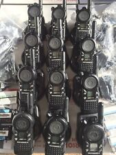 12 use Motorola Cls1410 2-way Radios With single charger Excellent Condition