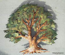 Tree of Life 3DMetal Wall Art  Handcrafted Meditation Healing Porch, Patio Art