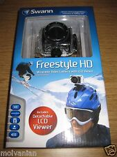 SWANN COMMUNICATIONS FREESTYLE HD 1080P CAMCORDER, NEW, BEST OFFER!