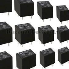 10x 12V DC SPDT PCB placa de circuito impresa/1 Relé 15A/24VDC/125VAC LEG-12F
