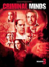 Criminal Minds: Season 3 by Matthew Gray Gubler, Kirsten Vangsness, Thomas Gibs