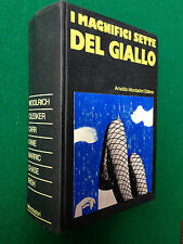 I MAGNIFICI SETTE DEL GIALLO , Ed Omnibus Gialli (1971) Woolrich Carr Olesker