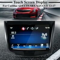Touch Screen Display For Cadillac Escalade ATS CTS SRX XTS CUE 2013-17 2014 2015
