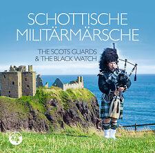 CD Ecossais Marches militaires par la Scots Guards & The Black Watch