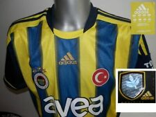 2010-11 Fenerbahce SK Istanbul Football Jersey Home Shirt koszulka piłkarska XL