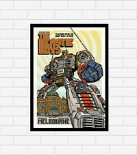 More details for beastie boys concert poster
