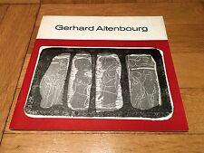 """GERHARD ALTENBOURG """"Holzschnitte"""" Hinterglauchau 1976, DDR-Kunst, absolut rar!!"""