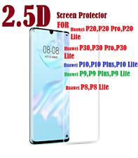 Clear Screen Protector For Huawei P20 Pro,Lite,P30,Lite,P10,Plus,P9,Lite,P8,lite