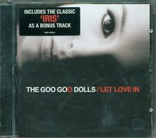 The Goo Goo Dolls - Let Love In (Iris Bonus Track) Cd Ottimo
