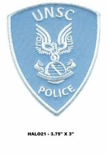 HALO UNSC POLICE PATCH - HALO21
