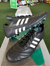 ADIDAS SOC. HG 1AB MOULDED STUD K-LEATHER SIZE: 9 MADE IN FRANCE
