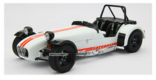 1:18 Kyosho Lotus caterham super 7 Die Cast Model White