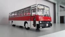 IKARUS-256.51 white/dark red 1/43 Classicbus RARE!