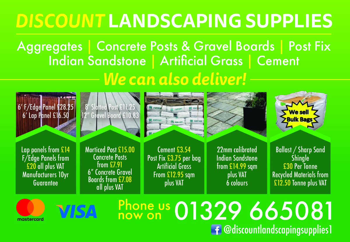 DISCOUNT LANDSCAPING SUPPLIES