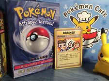 Carte Pokemon PROMO TRAINER Touch Change! Japan Card nobuyuki habu 1996 RARE
