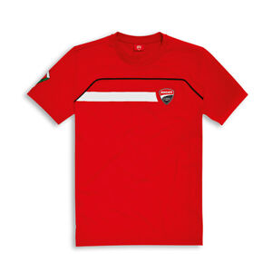 Ducati Corse Speed short Sleeve Tee Red New