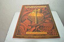 LIVRE WARHAMMER LE JEU DES BATAILLES FANTSTIQUE GAMES WORKSHOP COMME NEUF