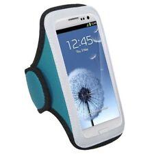 Étuis, housses et coques brassards bleus Samsung Galaxy S pour téléphone mobile et assistant personnel (PDA)
