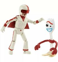 1 Disney Pixar Toy Story 4 Movie FORKY DUKE CABOOM Action Figure Doll In Hand