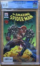 The Amazing Spider-Man 54 CGC 9.8 Siquira Variant (I)