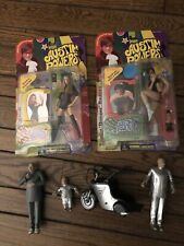 Lot Of 5 Austin Powers Action Figures Mcfarlane Toys New In Package & Used
