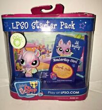 Littlest Pet Shop Online LPSO Web Game Starter Pack Jet Nightly Bat-FREE SHIPPIN