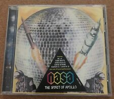 N.A.S.A. THE SPIRIT OF APOLLO 2009 FUNK HIP HOP ELECTRONICA MUSIC CD