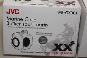 New JVC WR GX001 US Marine/Dive Housing Camera Case Underwater Housing Case