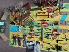 RAMBO Force of Freedom  S.A.V.A.G.E Coleco 1986 rare bundle of figures weapons