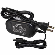 HQRP AC Adapter for JVC Everio GZ-MS120B GZ-MS120BU GZ-MS120BUS GZ-MS120E