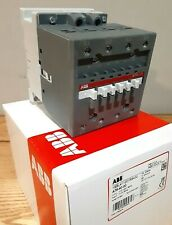 New Abb 4 Pole Contactor 110 120v 125a 60hz A75 40 00 84 1sbl411201r8400 Block