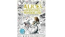 THE MACMILLAN ALICE'S ADVENTURES IN WONDERLAND: A COLOURING BOOK