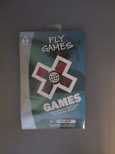 New! LeapFrog FLY Game Pad: X-Games work only with Fly Pentop Computer free ship