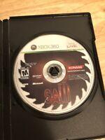 Saw (Microsoft Xbox 360, 2009) tested