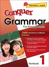 Conquer Grammar for Primary 1 | YEAR 1