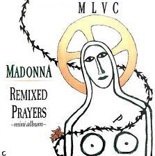 Madonna Mini-Album CD Remixed Prayers - Australia (M/M)