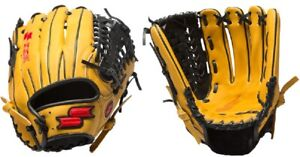 """SSK S16200S2N 11.75"""" Select Professional Series Infield Baseball Glove"""