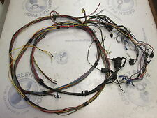 16 ft Engine to Dash Wire Harness for Bayliner Capri  With 2.3L Cobra Stern driv