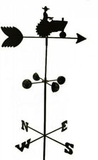 Farm Tractor Weather Vane 5 Feet Tall Garden Yard Decor